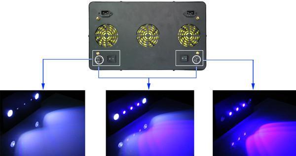 Light bulb aquarium LED grow light for plant growth 5