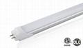 DLC/ETL T8 LED Tube Light, 4ft, 18W, in