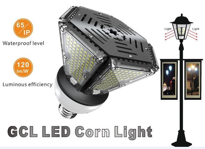 E39/E40 LED Corn Bulb Lights, 80W, Replacement CFL MH HPS Lamp, CE UL DLC  11