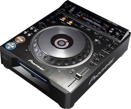 Pioneer DVJ-1000 Professional DJ Turntable 1