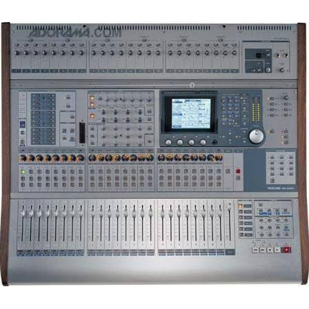 DM-4800 48-Channel Digital Mixer 1