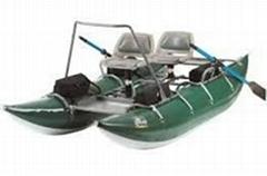PAC 1200 Pro Series Pontoon Boat