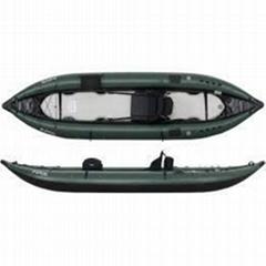 NRS Pike Inflatable Fishing Kayak