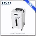 security paper shredder shred paper/CD/DVD/U flash 1