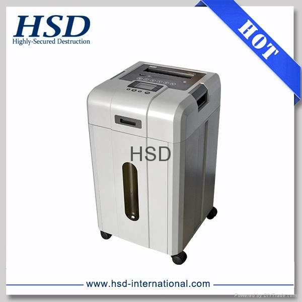 Quality HSD9000 multif-use CD/DVD shredder shred paper, CD/DVD, Uflash  1