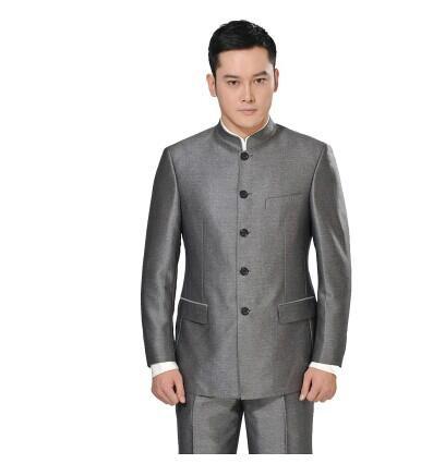 中华立领套装 1