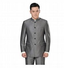 中華立領套裝