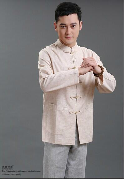 唐装长袖 1