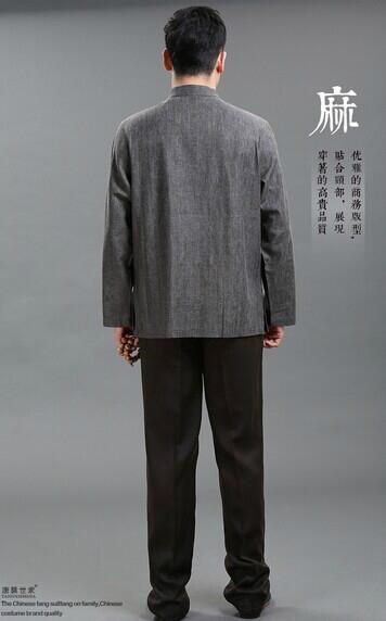 唐装长袖 4