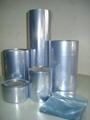 PVC Heat shrink plastic film for bottle