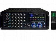 IP-5800 600W USB SD Professional Karaoke Mixing Amplifier