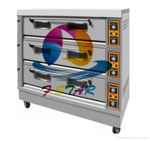 Baking oven 1