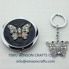 Promotional gifts set metal crafts