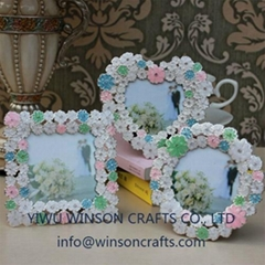 Wedding gift photo frame,home decor picture frame