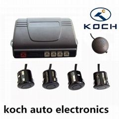buzzer voice parking sensor system