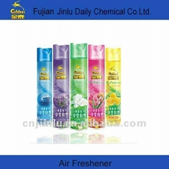 Goldeer aerosol air freshener