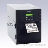TEC B-SA4TM工業級條碼標籤打印機