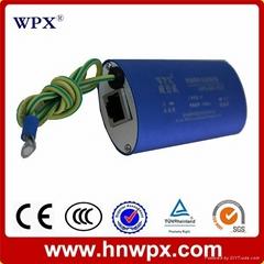 single way RJ45 network signal surge protector