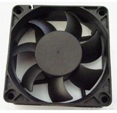 DC Cooling Fan 70X70X25mm (JD7025DC)