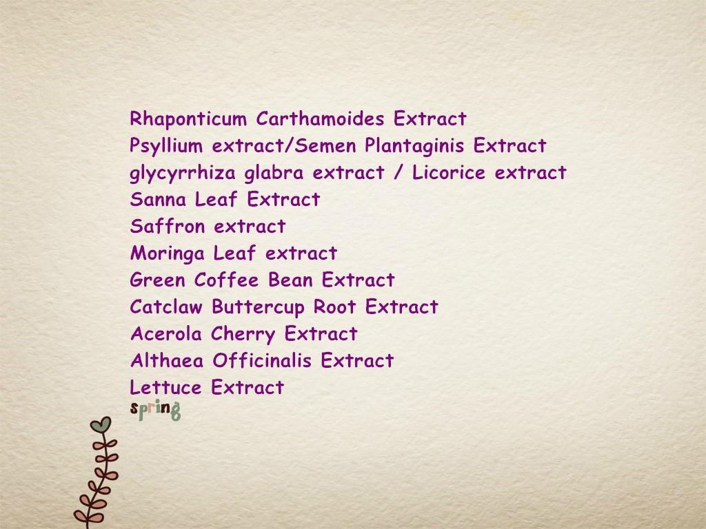Cinnamon Extract 2