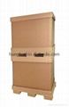 Heavy-duty corrugated shipping carton