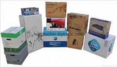 Eco-friendly outer cartons corrugated box