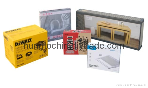 Eco-friendly outer cartons corrugated box 2