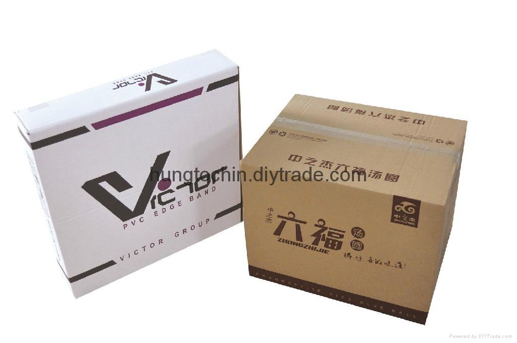 Eco-friendly outer cartons corrugated box 3