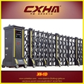 Automatic Folding Sliding Door Motorized Gate 1
