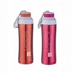 stainless steel vacuum sports bottle