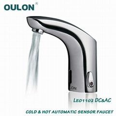 Cold & Hot Automatic Sensor Fauce