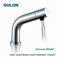 Cold Electronic Hand Washing Faucet