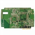 Multilayer PCBs with Immersion Gold 2