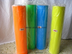 Sublimation pvc polyurethane heat transfer vinyl film
