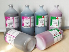 2015 new fluorescent j-teck dye sublimation pigment ink