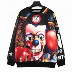 custom zip team hoodies