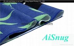 New design microfiber golf sports towel ring clip hook
