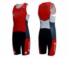 Best custom man/women orca tri suit