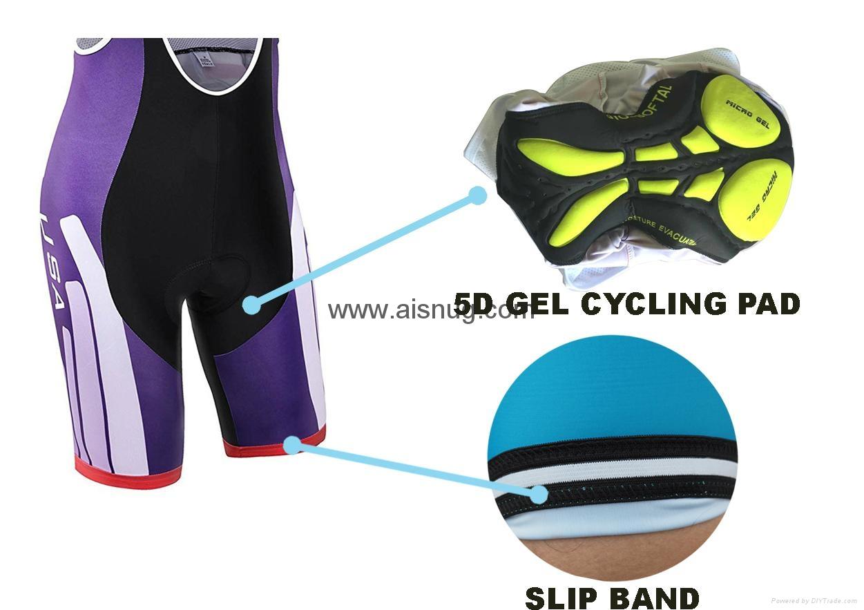 自行運動服 3