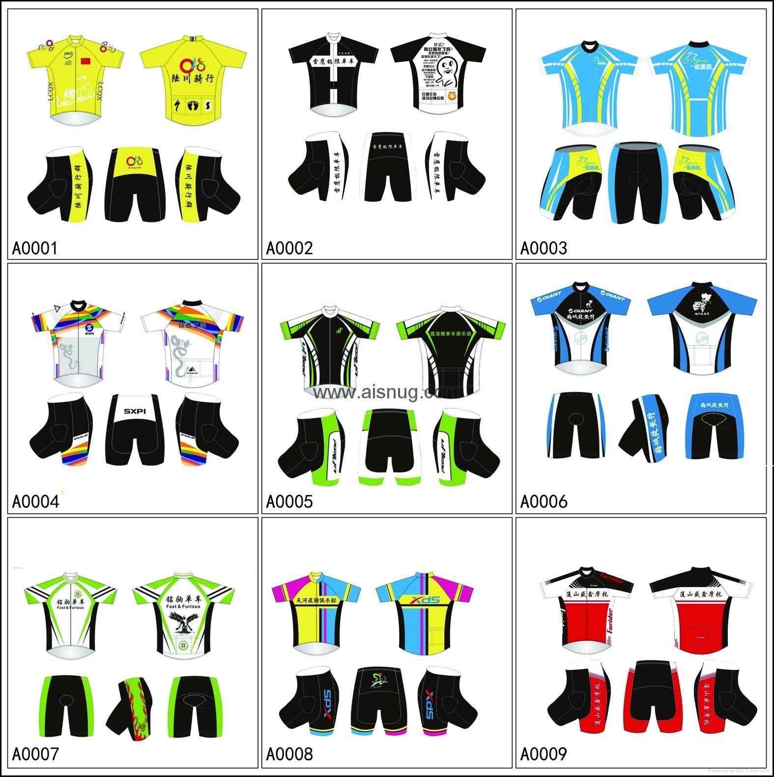 自行運動服 5