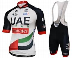 批发定制品牌自行车服装