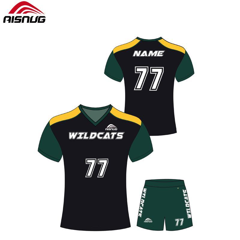 OEM kids promotion football soccer jersey uniform 4