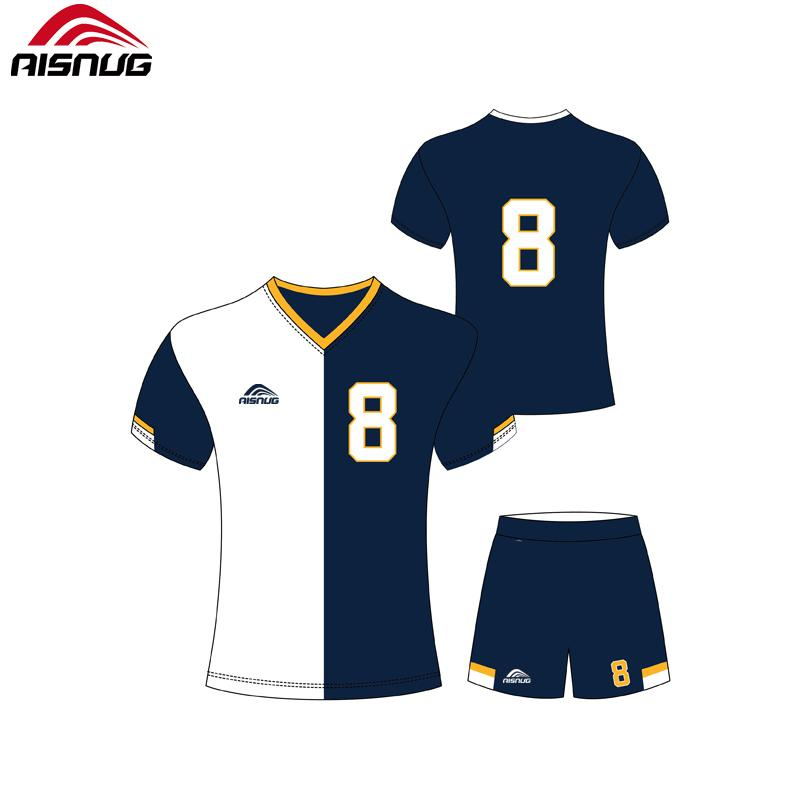 ac80b5daa OEM kids promotion football soccer jersey uniform - Aisnug (China ...