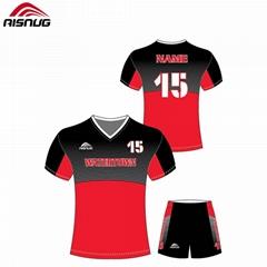 最新款足球运动衫设计泰国质量克罗地亚足球运动衫