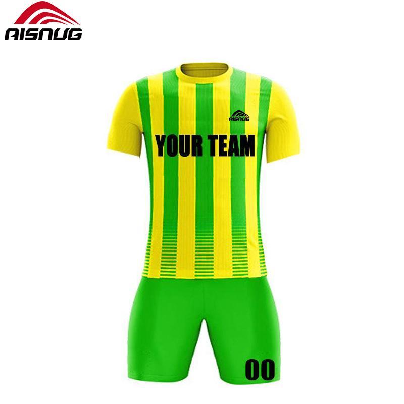 定製打印俱樂部足球服名字和數字 2