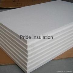 thermal insulation ceramic fiber board