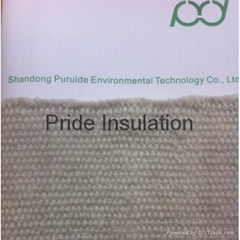 ceramic fiber textile for insulation and sealing