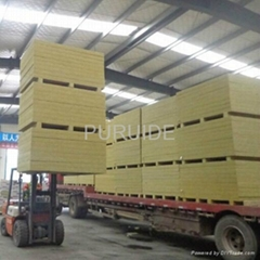 rock wool board with high rigidness