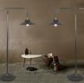 American style creation bedroom floor lamp iron floor lamp reading floor lamp 1