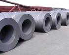 Graphite electrode for furnace and steel